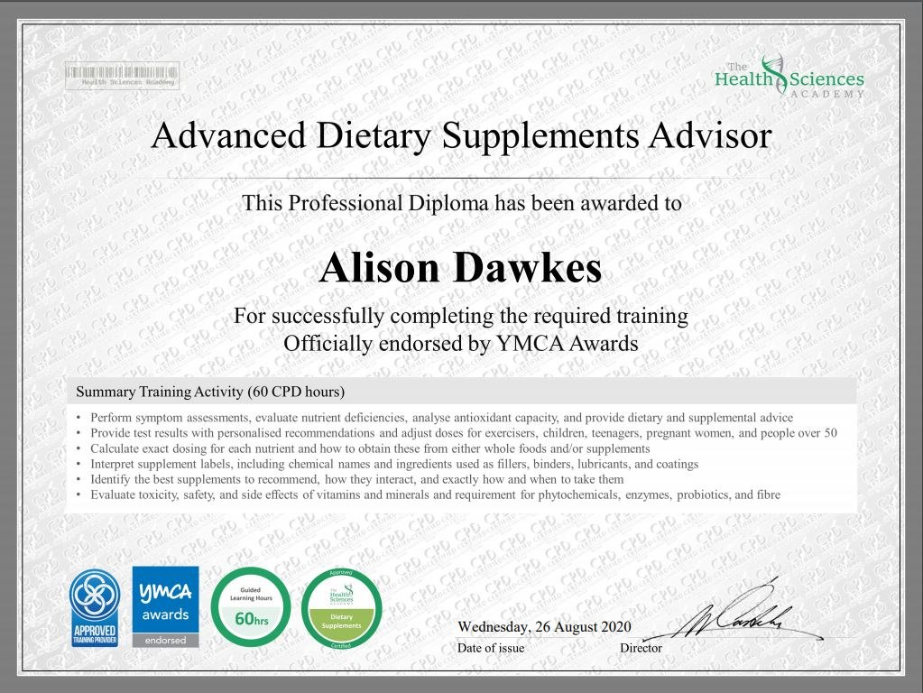 Advanced-Dietary-Supplements-Advisor-CPD-Certificate